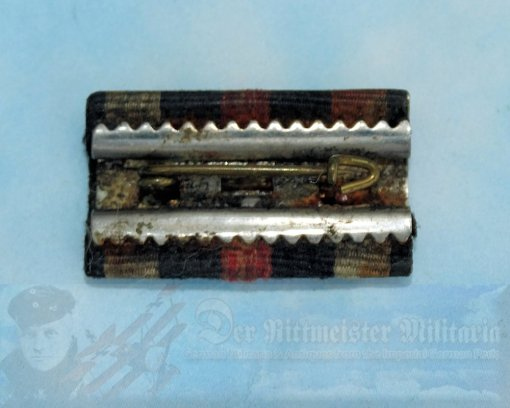 GERMANY - RIBBON BAR - ONE PLACE - HINDENBURG CROSS - Imperial German Military Antiques Sale