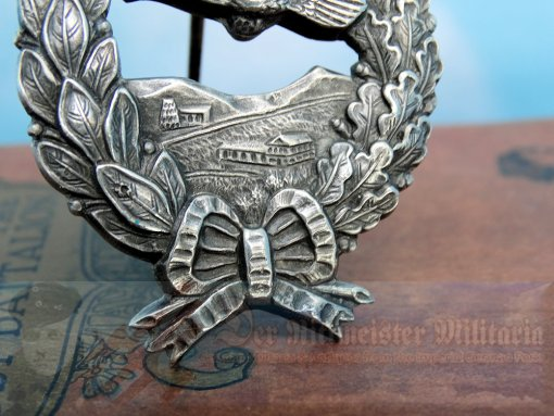 BAVARIA - PILOT BADGE - ARMY - COMMEMORATIVE - Imperial German Military Antiques Sale