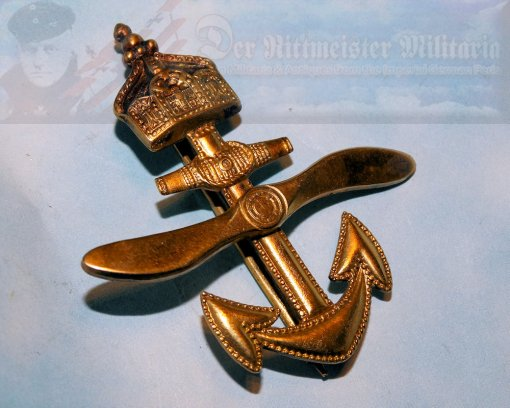 GERMANY - PATRIOTIC PIN - NAVAL AVIATION - PATRIOTIC