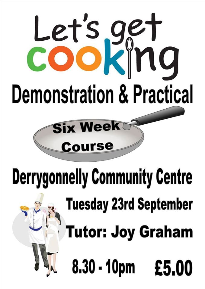 Lets Get Cooking Sep 2014