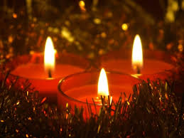 candle carol service