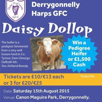 Harps Daisy Dollop