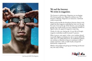 Magazines the power of print