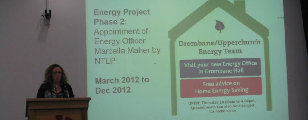 marcella maher drombane upperchurch energy team