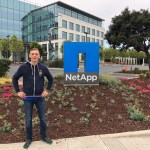 NetApp HQ in Sunnyvale