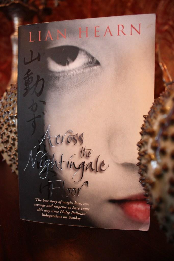 Buchcover Across the Nightingale Floor