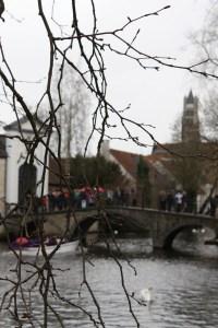 Brügge Klosterbrücke