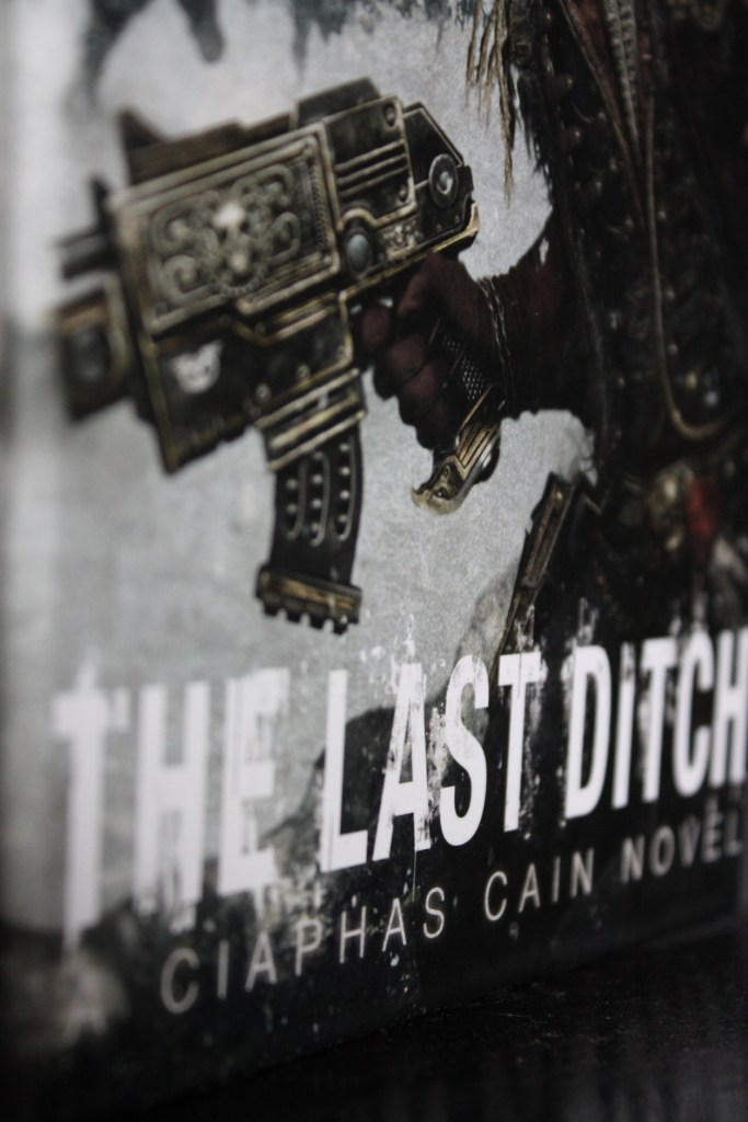 Roman The last Ditch, von Sandy Mitchell