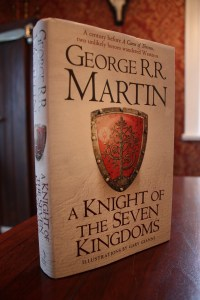 Cover des Roman A knight of the Seven Kingdoms von George R. R. Martin