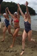 17.9.2016, Atlanta: Swim accross America event - open water. Missy Franklin (re).
