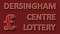 dersingham village centre lottery