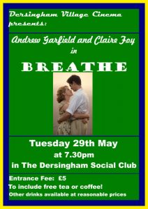 poster for the film Breathe