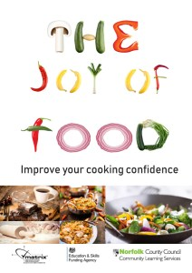 Joy of Food poster