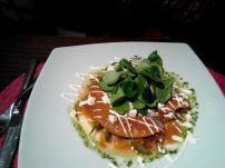 Enchilada vegetal