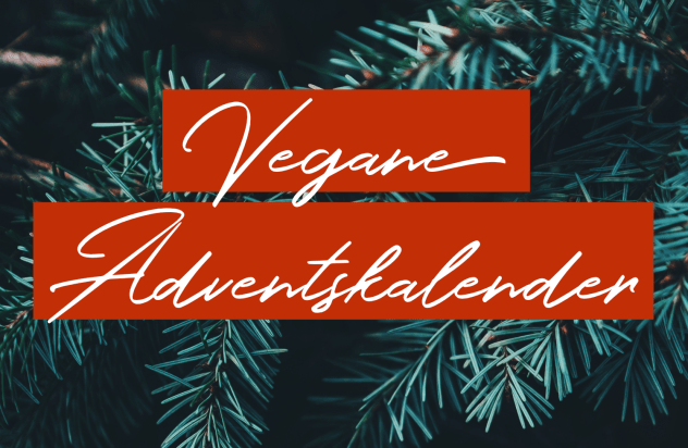 Vegane Adventskalender