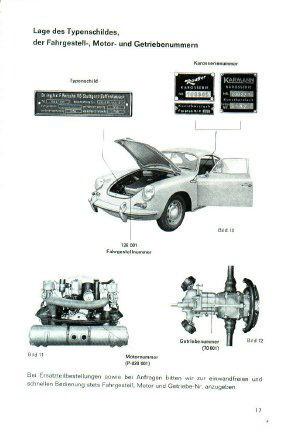 356 Porsche Owners Manuals