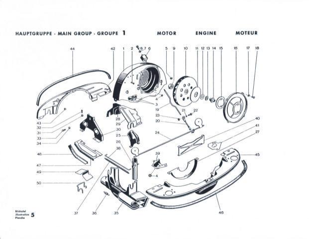 Part Diagram Comparison: Pet v. Original Factory