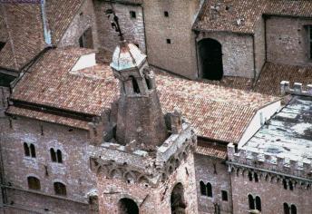 Il Torrino di Foligno dopo il sisma del 1997