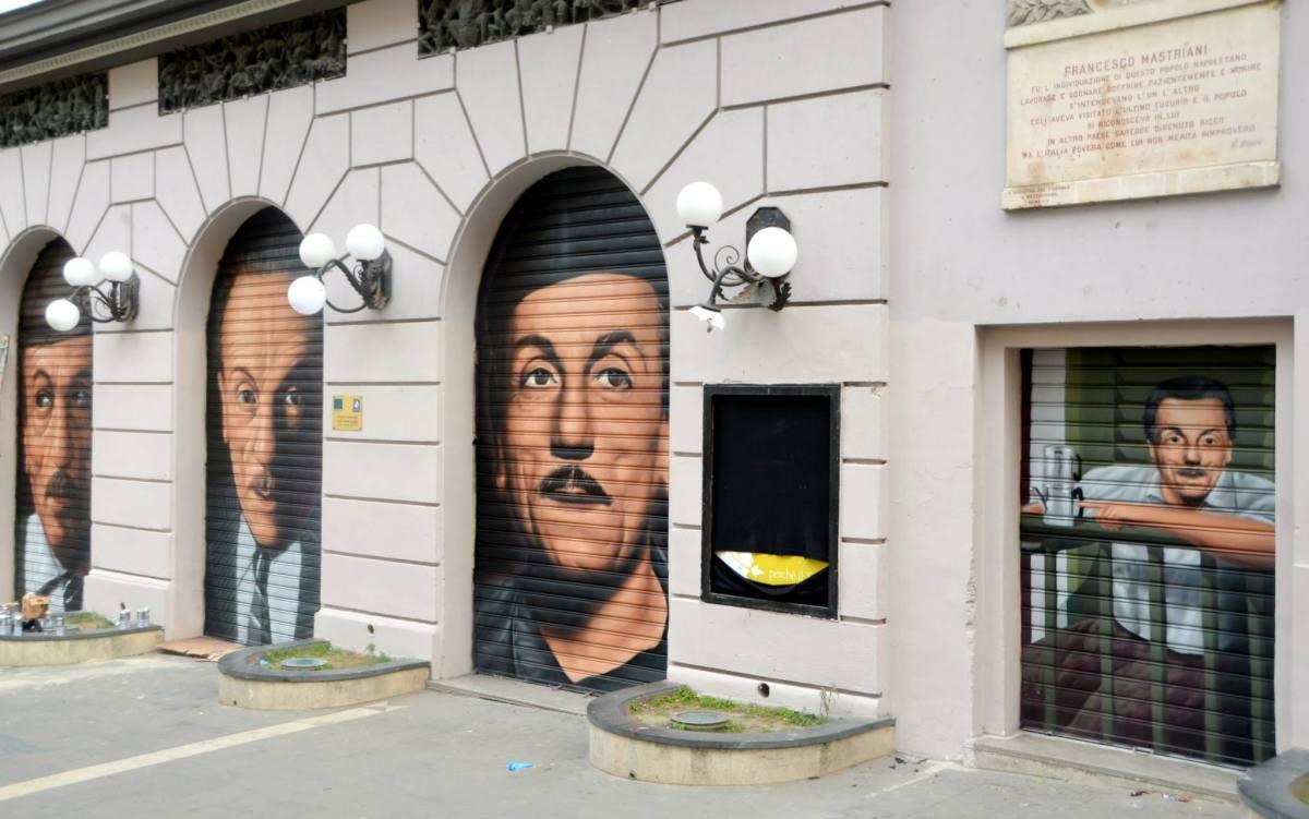 Eduardo De Filippo - L'arte di fare teatro