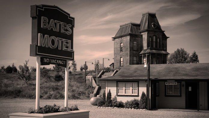 Bates Motel - Psycho