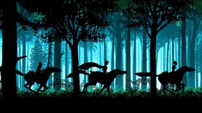 Les contes de la nuit di Michel Ocelot