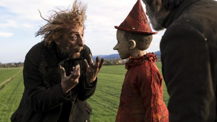Pinocchio, di Matteo Garrone.