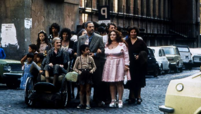 La famiglia Mazzatella