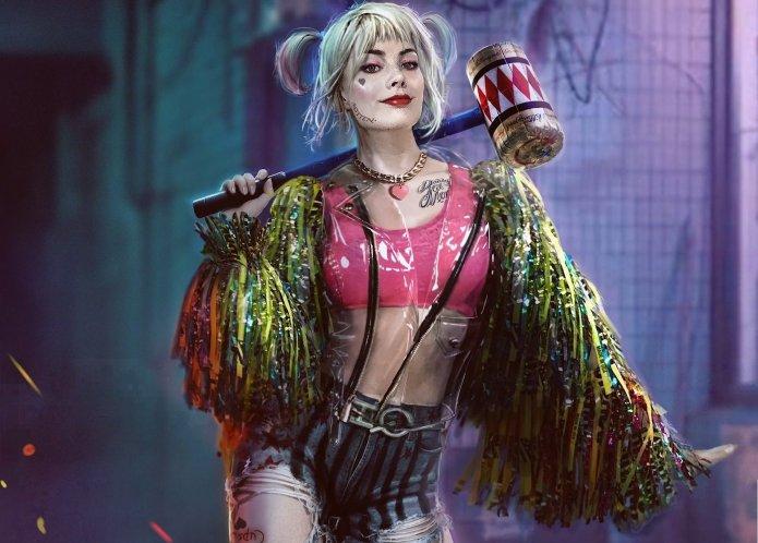 Margot Robbie è Harley Quinn