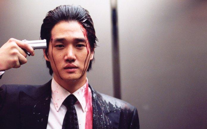 Old Boy (2003). Film diretto da Park Chan-wook e vincitore del Grand Prix Speciale della giuria al Festival di Cannes. Con Choi Min.sik e Yoo Ji-tae.