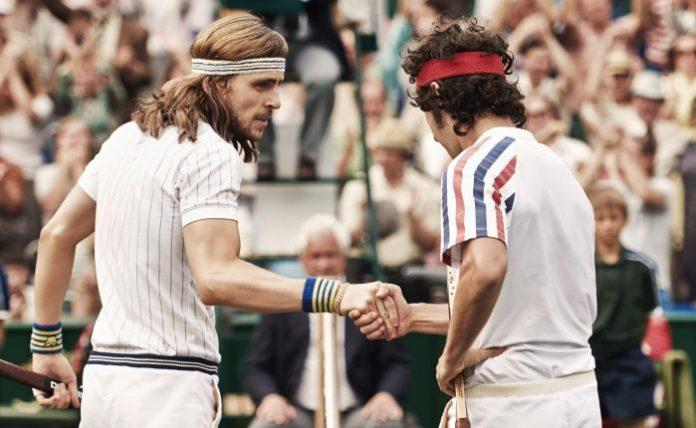 borg mcenroe film sul tennis