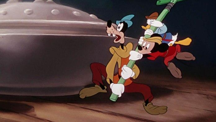 Bongo e i tre avventurieri (Fun & Fanci Free), è un film d'animazione prodotto dalla Walt Disney Production nel 1947. Nono classico Disney.