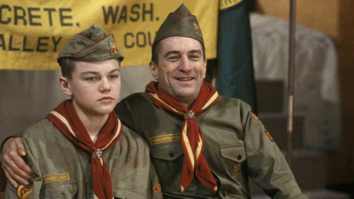 L'analisi dei primi ruoli di un giovane di caprio - Voglia di Ricominciare con Robert De Niro
