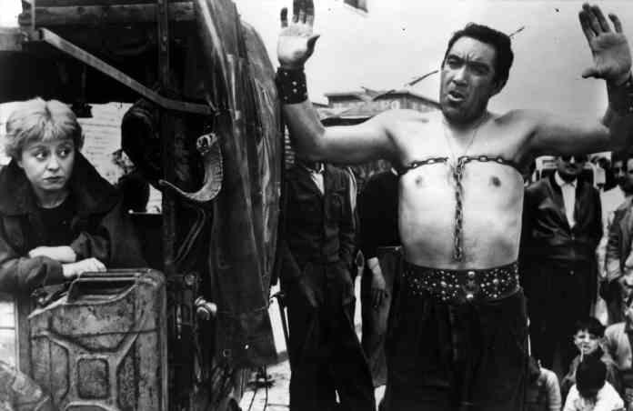 La strada di Federico Fellini (1954)