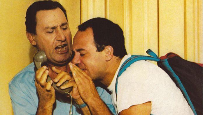 In viaggio con papà - Carlo Verdone e Alberto Sordi insieme per la prima volta