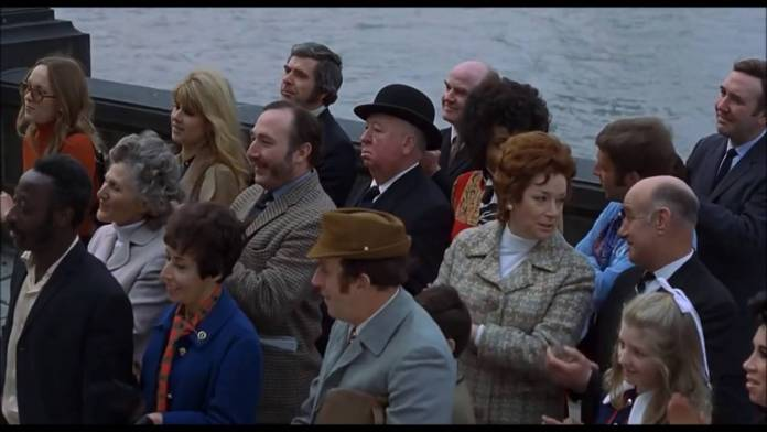 Frenzy (1972), penultimo film di Alfred Hitchcock.