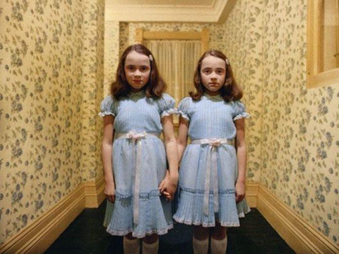 Fantasmi al cinema. Per la serie, The Shining, diretto da Stanley Kubrick.