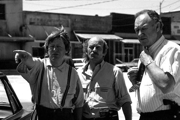 Mississippi Burning. Con Gene Hackman e Willem Dafoe.