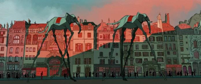 L'opera di Simó mostra la realizzazione di un film fra flashback, sogni e la sua amicizia con l'anarchico Ramòn Acìn