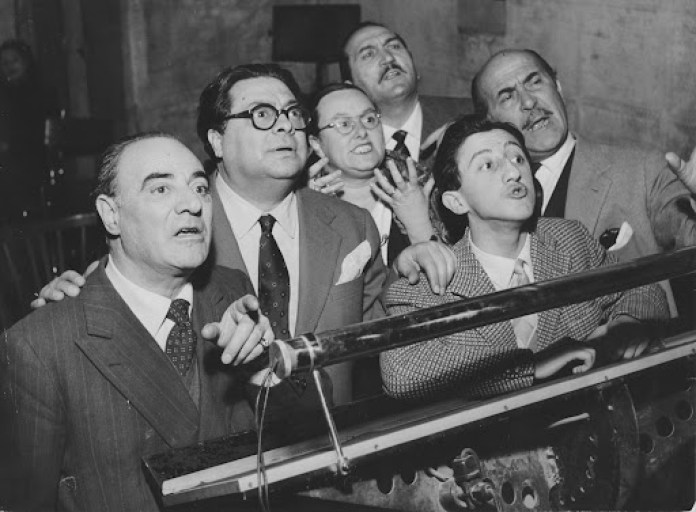 La famiglia Passaguai (1951).