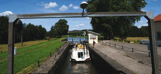 Au fil de l'eau... la Saône