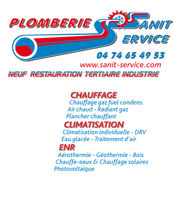 logo sanit service