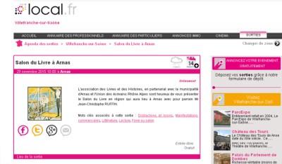 local.fr Annuaire/villefranche-sur-saone