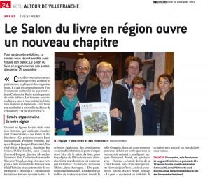 Le Salon du livre en région ouvre un nouveau chapitre