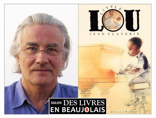Jean Claverie - 3e salon Des Livres en Beaujolais