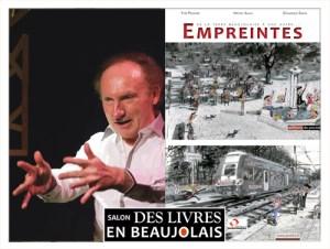 Yves Pignard invité du 3e salon Des Livres en Beaujolais
