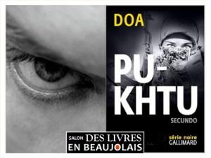 DOA invité du 3e salon Des Livres en Beaujolais