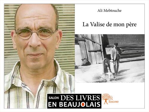 Ali Mebtouche invité du 3e salon Des Livres en Beaujolais