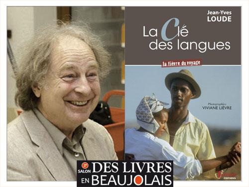 Jean-Yves Loude invité du 3e salon Des Livres en Beaujolais