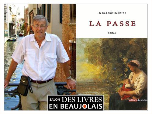 Jean-Louis Bellaton 3e salon Des Livres en Beaujolais