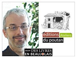 Jacques Branciard - Éditions du Poutan - 3e salon Des Livres en Beaujolais
